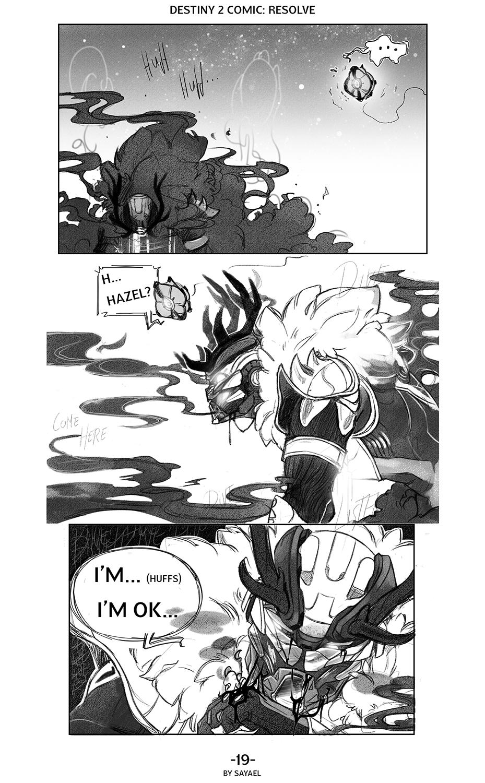 Destiny 2: Resolve Page 19/20