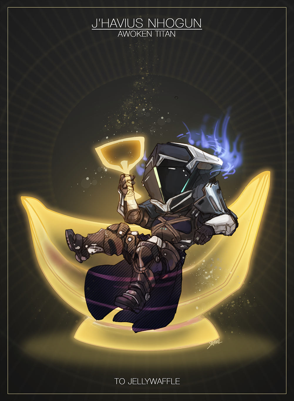 Tiny Titan J'Havius
