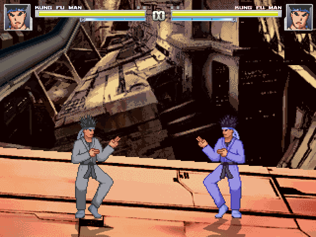 Tatsunoko Fight Stages Pack Mugen005