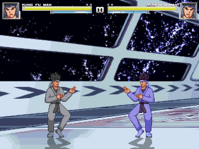 Tatsunoko Fight Stages Pack Mugen009