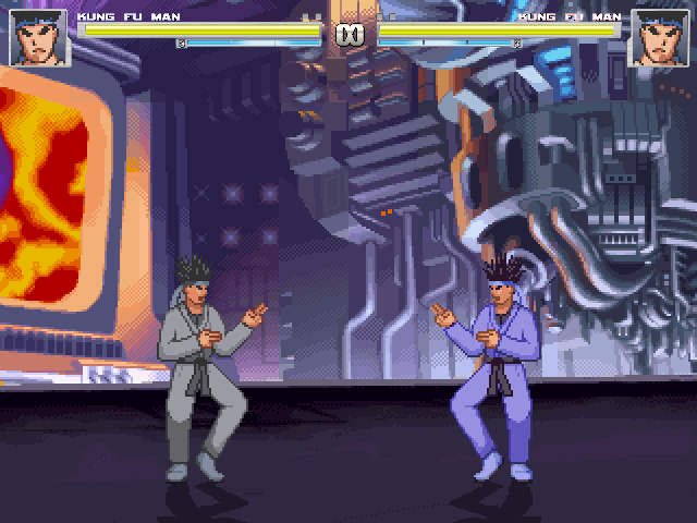Tatsunoko Fight Stages Pack Mugen001
