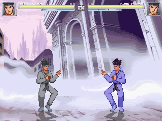 Tatsunoko Fight Stages Pack Mugen003