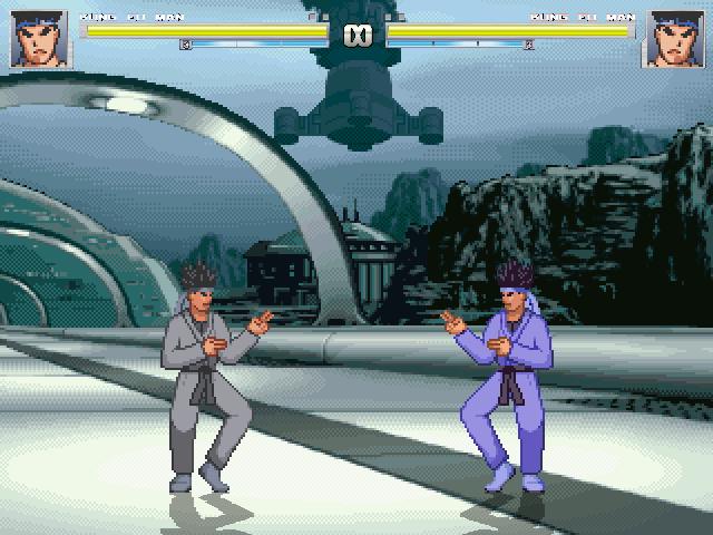 Tatsunoko Fight Stages Pack Mugen004