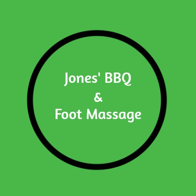 Jones' BBQ & Foot Massage