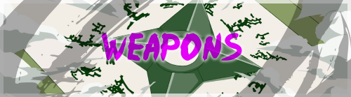 Weapon Submissions Unknown