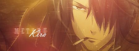 Shinichi - Absence.  Kira