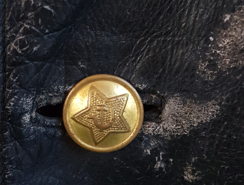 Authentification d'insigne de manche et de pattes de cols d'un tankiste russe Unknown