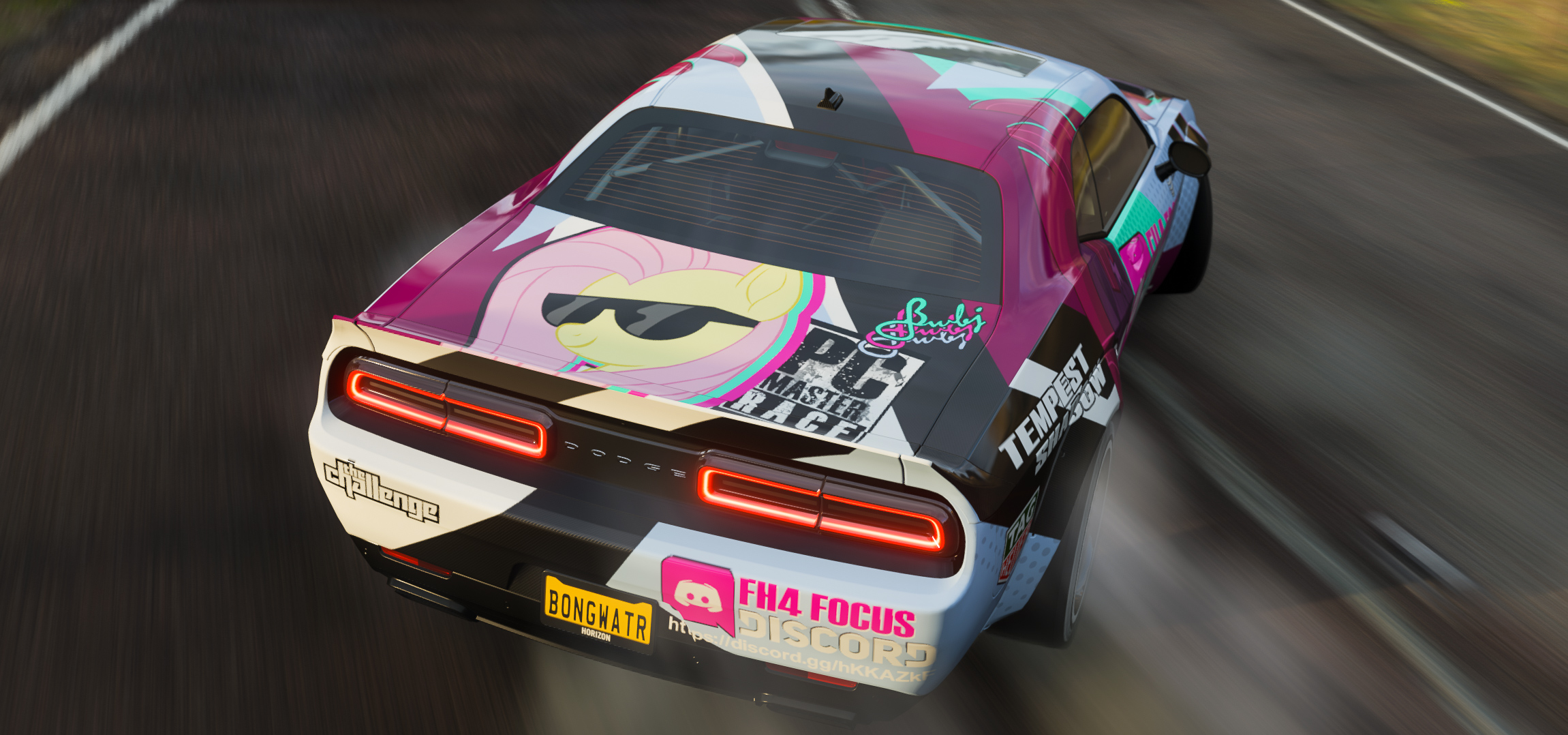 Challenger Livery