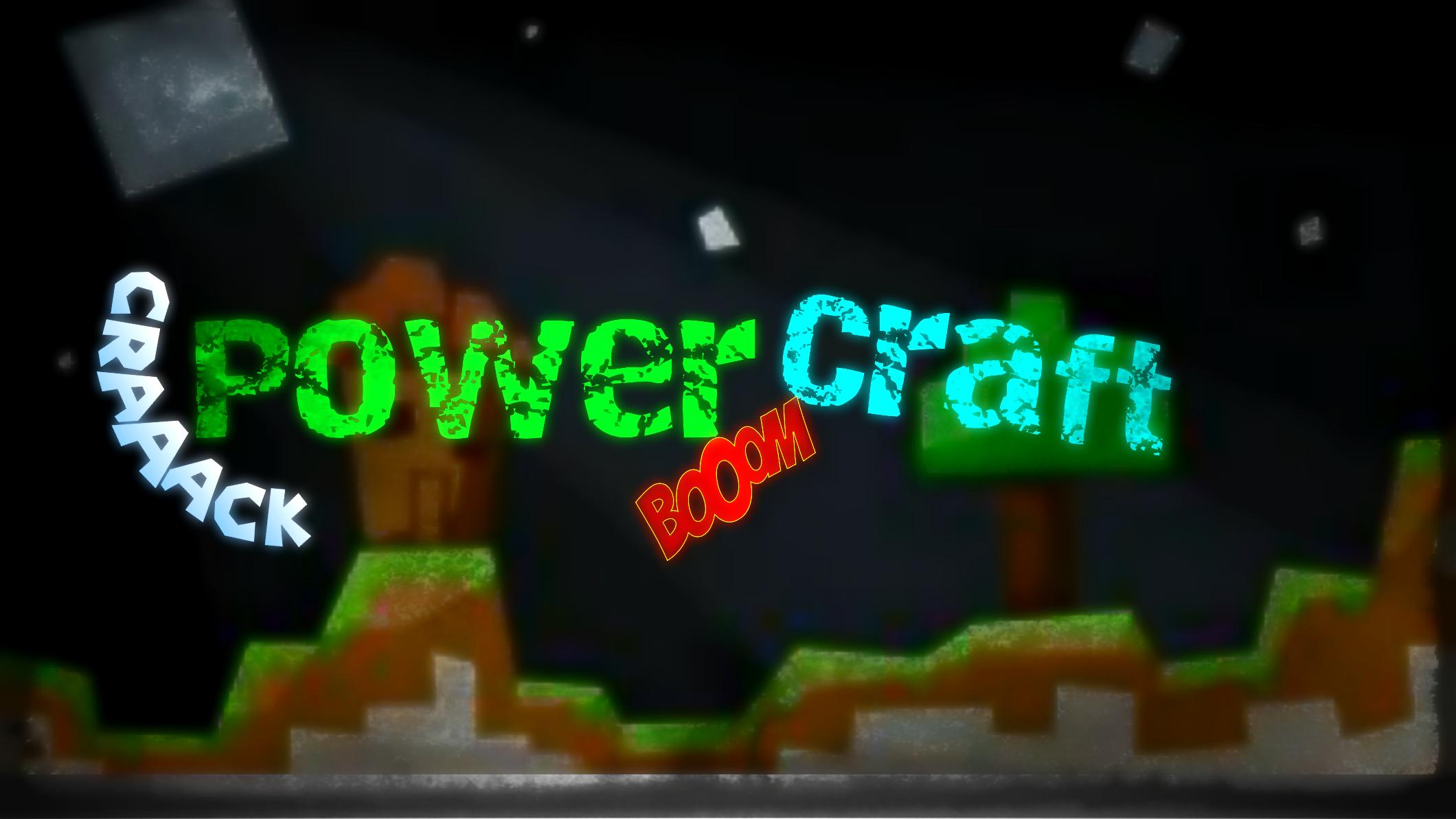 Serveur Minecraft PowerCraft 1.8.x