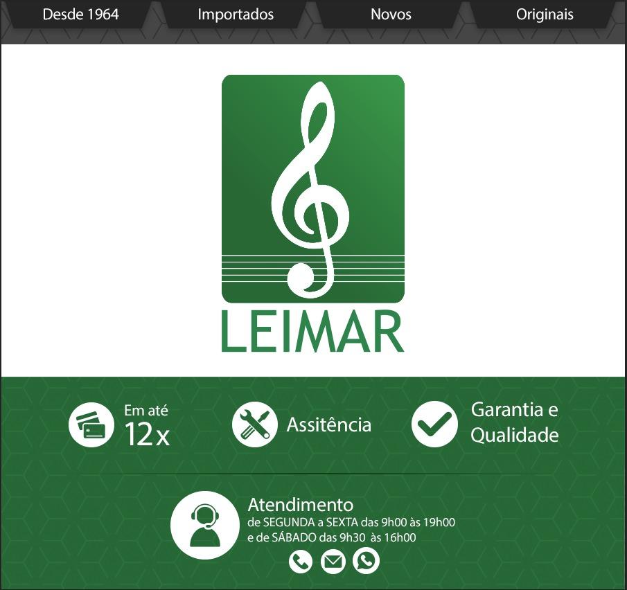 Leimar institucional