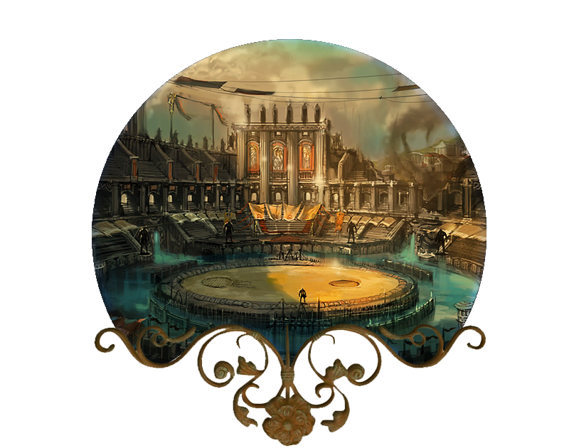O Coliseu Torneio
