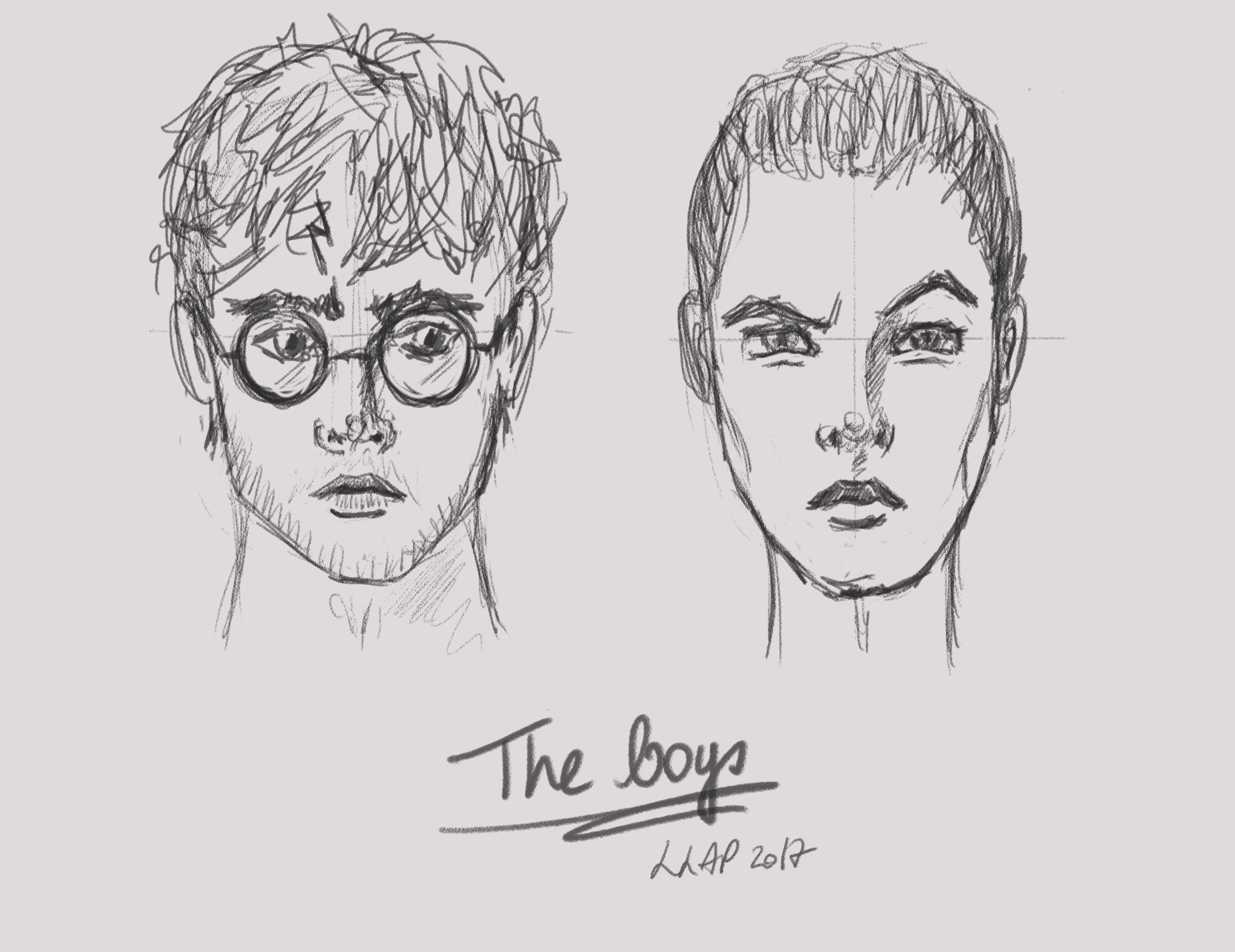 the boys by LLAP115