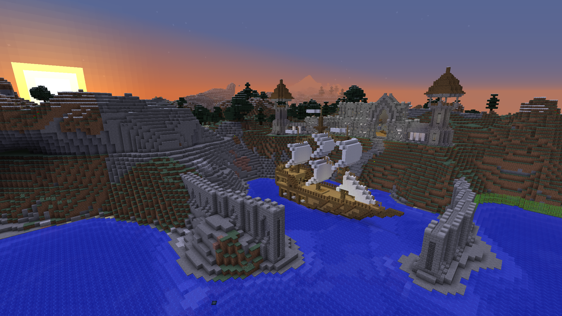 One of our player's creations! Hope to see you on Koastal soon!
