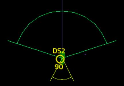 Scout beam diagram