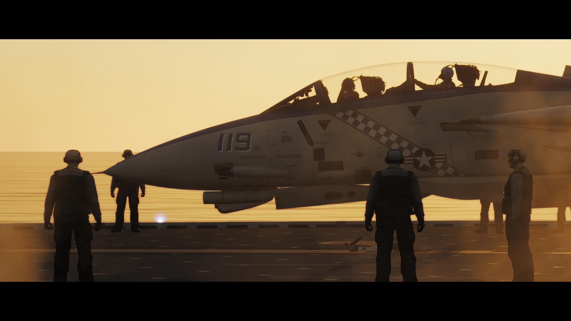 DCS: F-14 Tomcat Launch_3