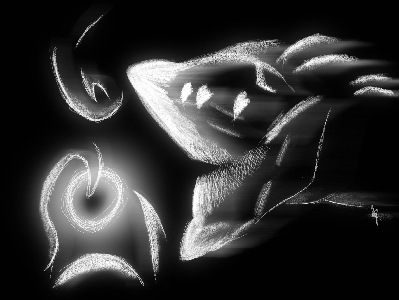 A single light. A thousand voices