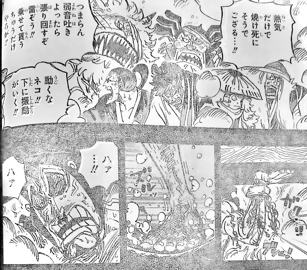 One Piece Spoilers 971 07