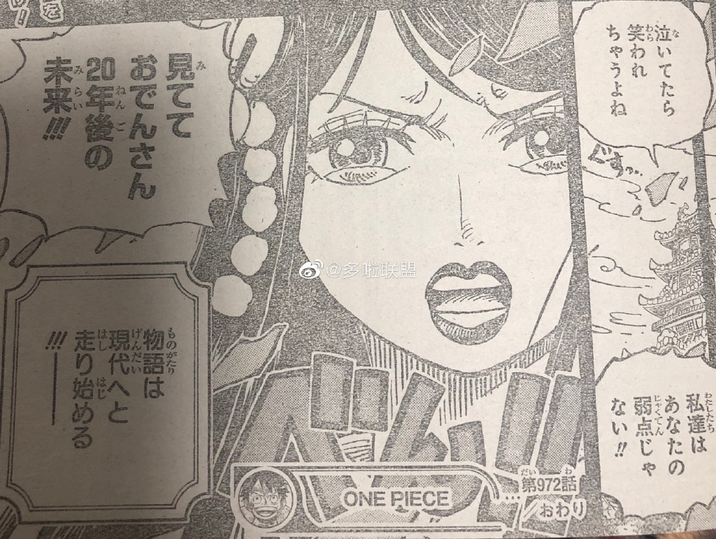 One Piece Spoilers 972 04