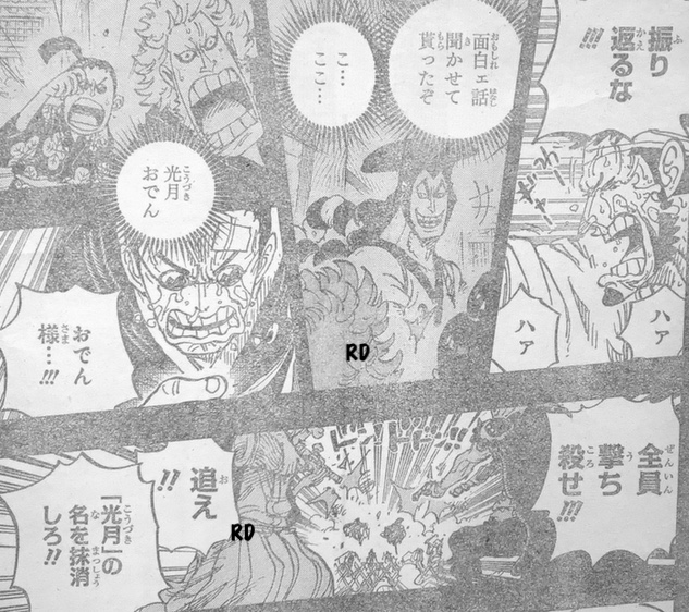 One Piece Spoilers 972 54