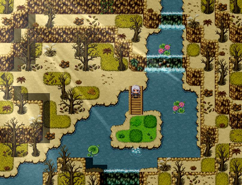 Réunir des exemples de bons mapping? DesertPointDeau