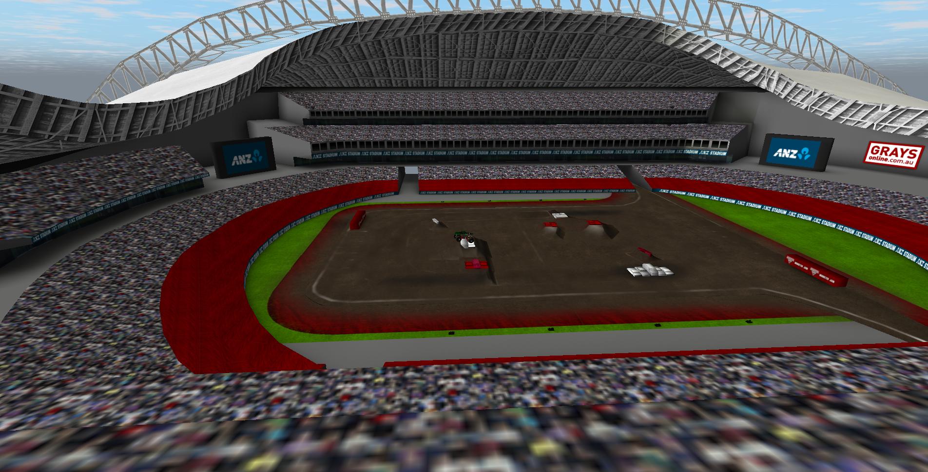 Screenshot for Sydney 2013 (0.4)
