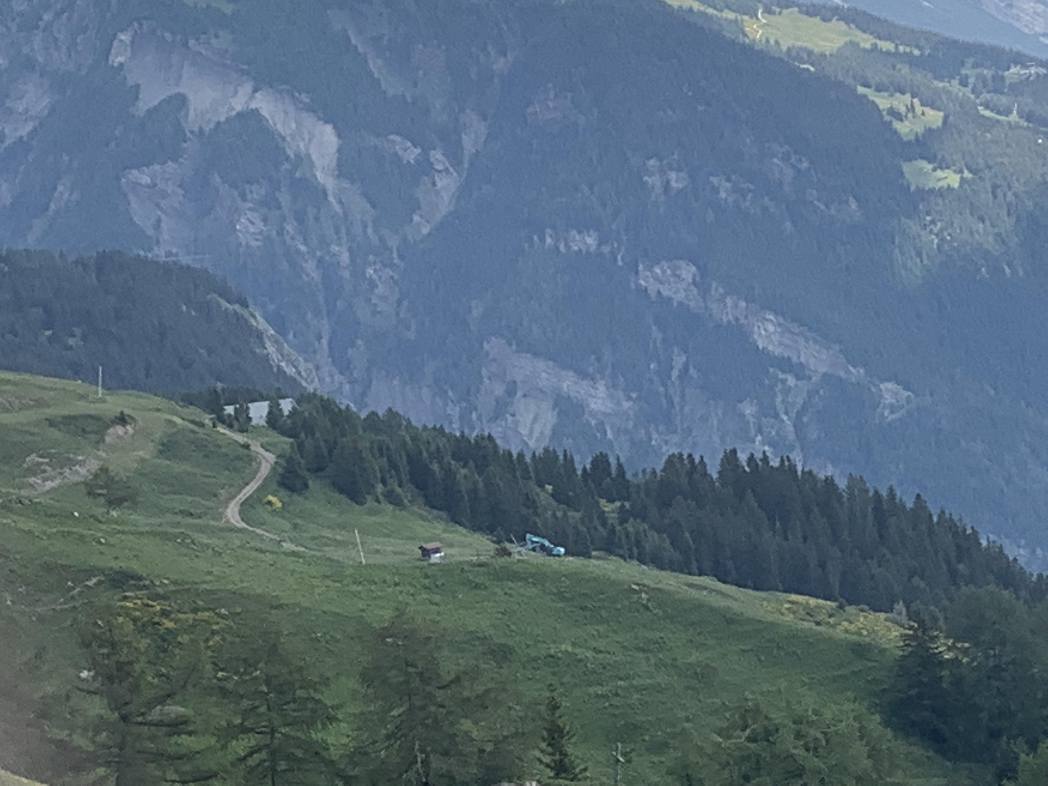 Construction TSD4 | Les Luys - Pas de Maimbré | Anzère ( Suisse ) Image0