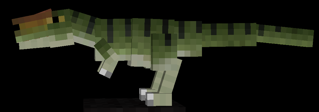 Giganotosaurus preview