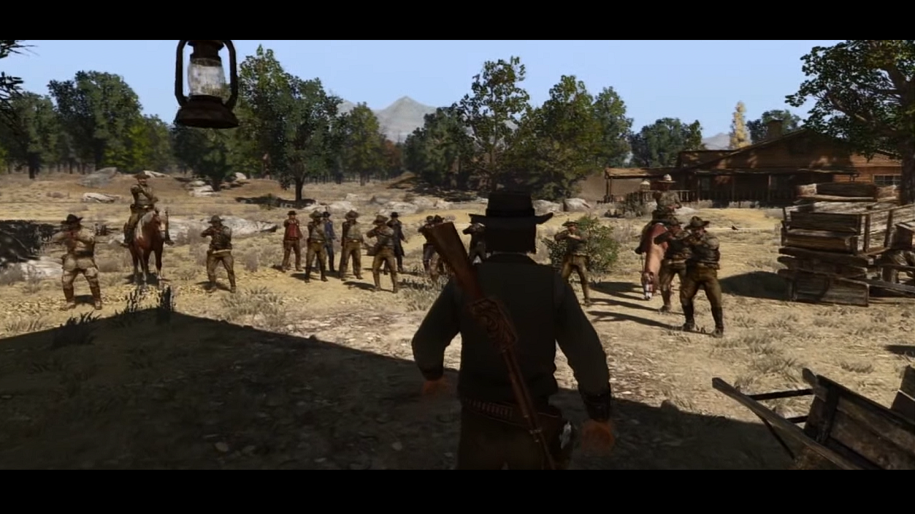 The Wild West Screenshot Contest Untitled