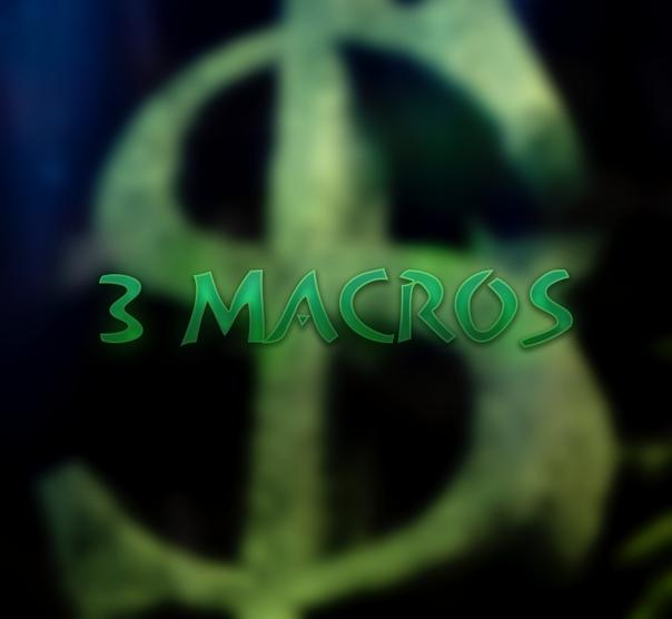 3 PRIVATE MACROS SQUAREZ