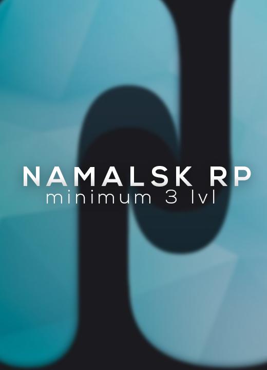 NAMALSK RP