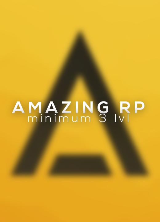 AMAZING RP