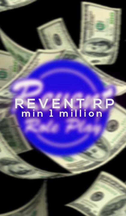 REVENT RP от 1 миллона