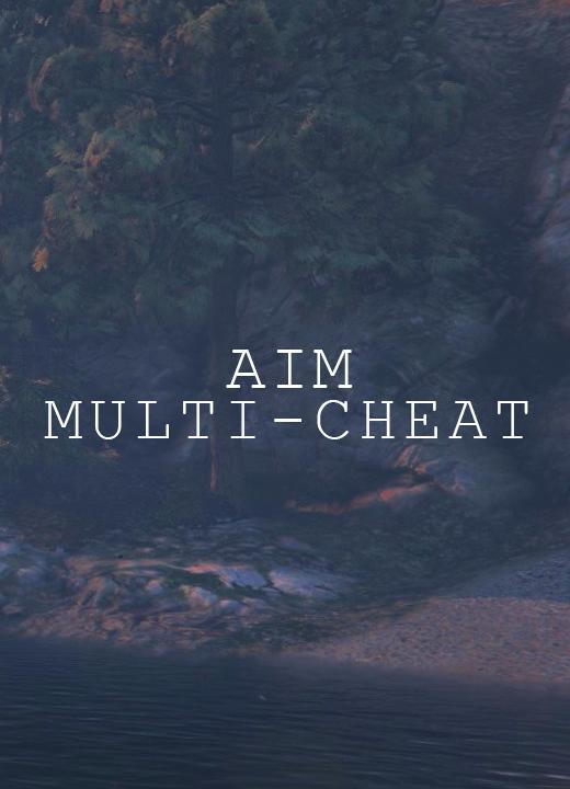 MULTI-CHEAT AIM