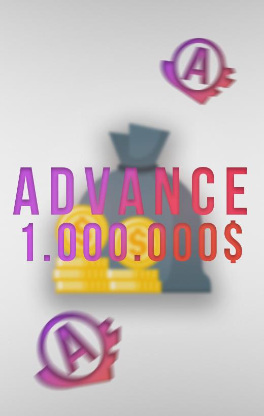 1.000.000$ Advance RP