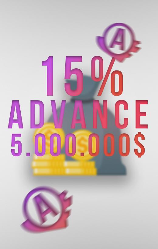 5.000.000$ Advance RP