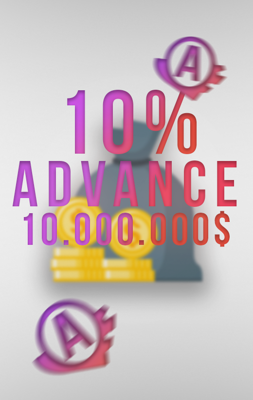 10.000.000$ Advance RP