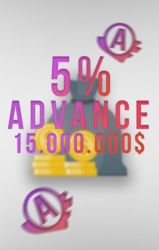 15.000.000$ Advance RP