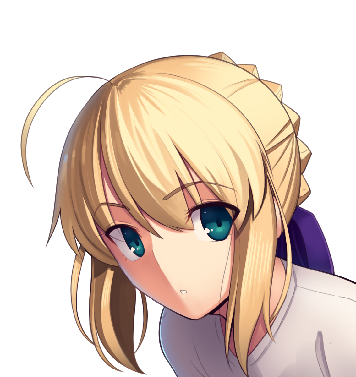 Artoria Saber Fate (With images) Fate anime series