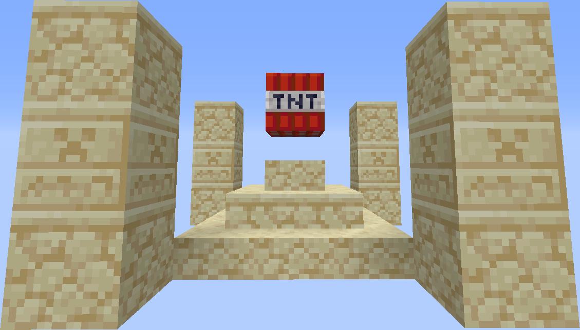 Sandstone Golem Boss v1.0.0 Minecraft Data Pack