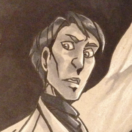 Jones, art by Shazzbaa, character by MagpieM