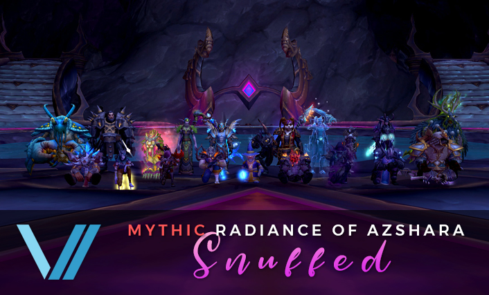 Radiance of Azshara Mythic