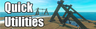 banner image for the Quick Utilities mod