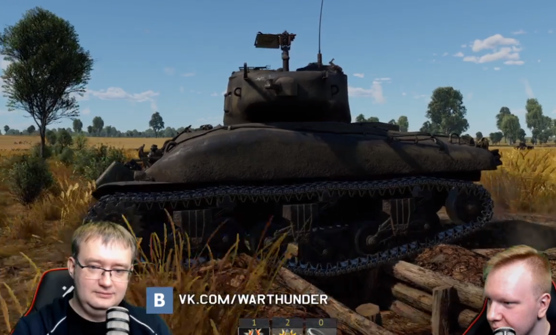 unknown - War Thunder Upcoming Update Dev Stream Recap