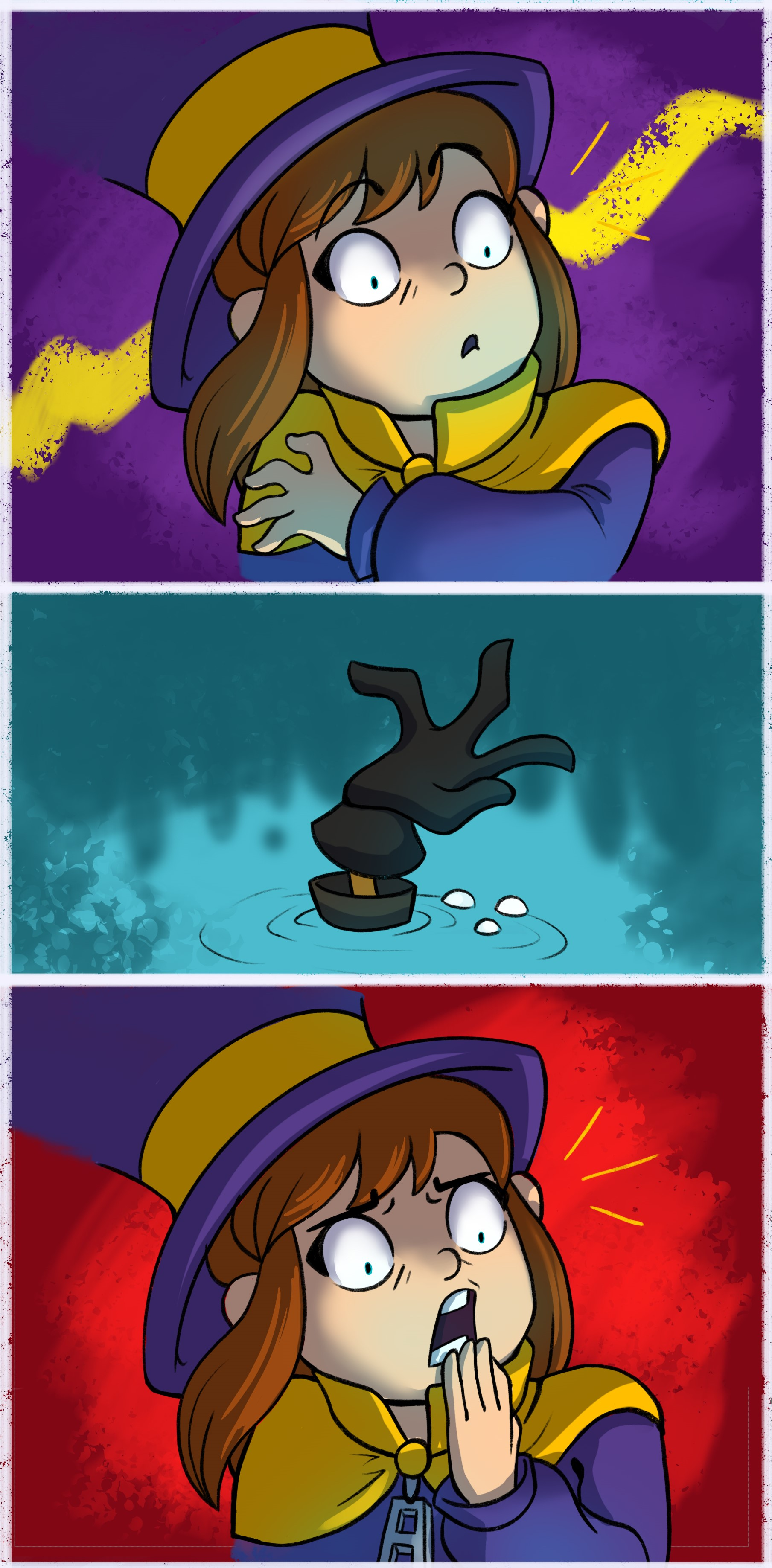 Pin by Josh on VG Hub A hat in time, Love games, Anime