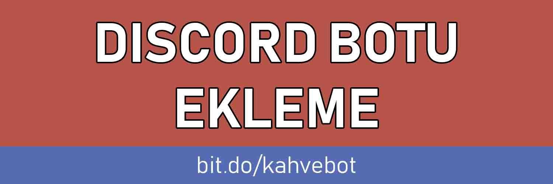 Discord Bot Ekleme