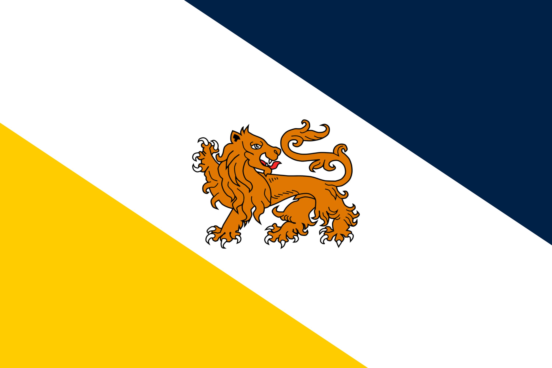 The Flag of the Freies Reich von Narikaton und Darnussien