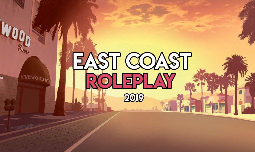 [SAMP~RP] East Coast RolePlay 8u