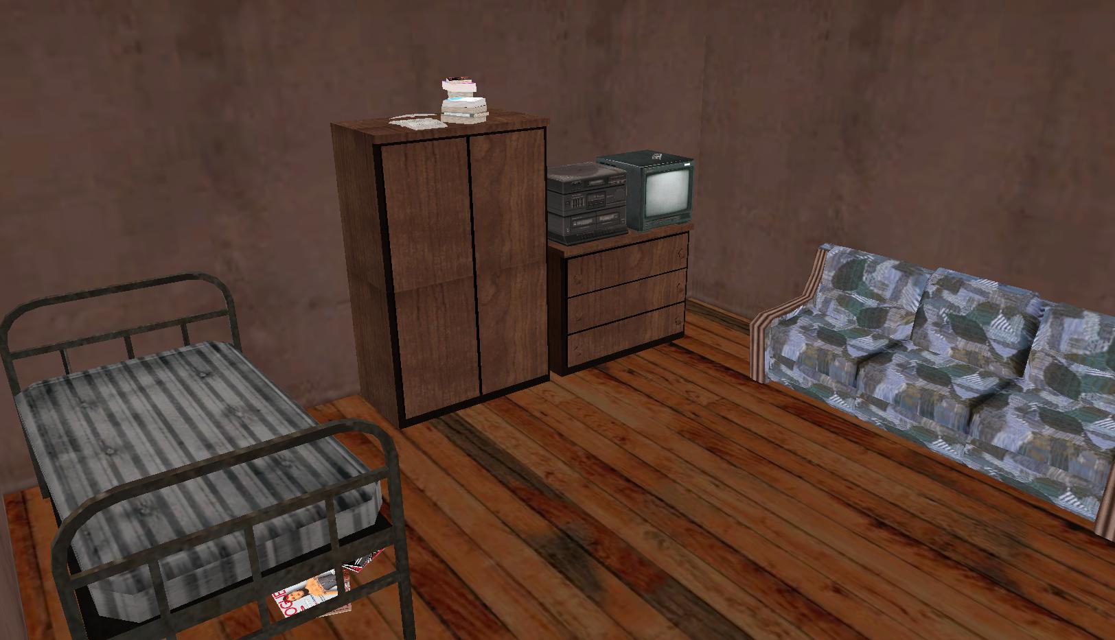 (VENTE-PLAN) Appartement 4 pièces + couloir. Chambre