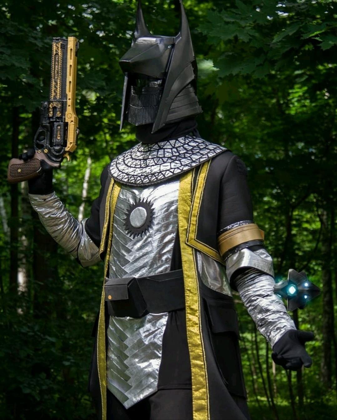 Warlock cosplay