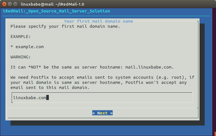 set up mail server on ubuntu 18 | Organización FxZ | Instalar tu propio sistema de correos - IRedMail Ubuntu 18.04